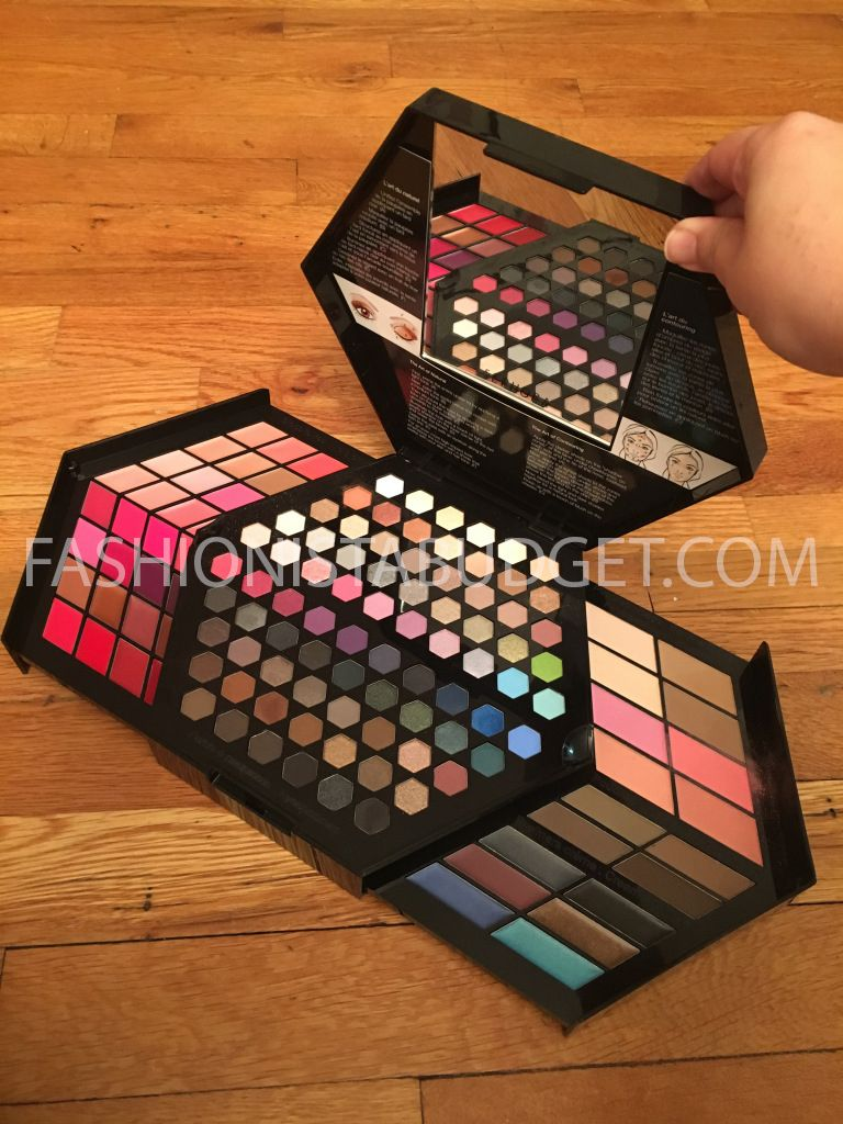 Sephora Collection\'s Geometricolor Palette Blockbuster is here ...