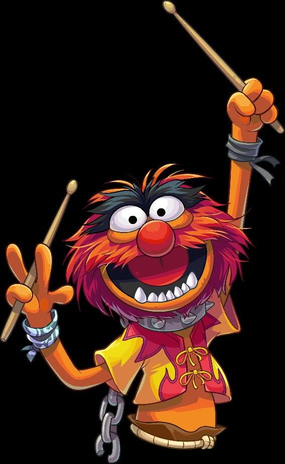The Animal Animal Muppet The Muppet Show Drums Wallpaper