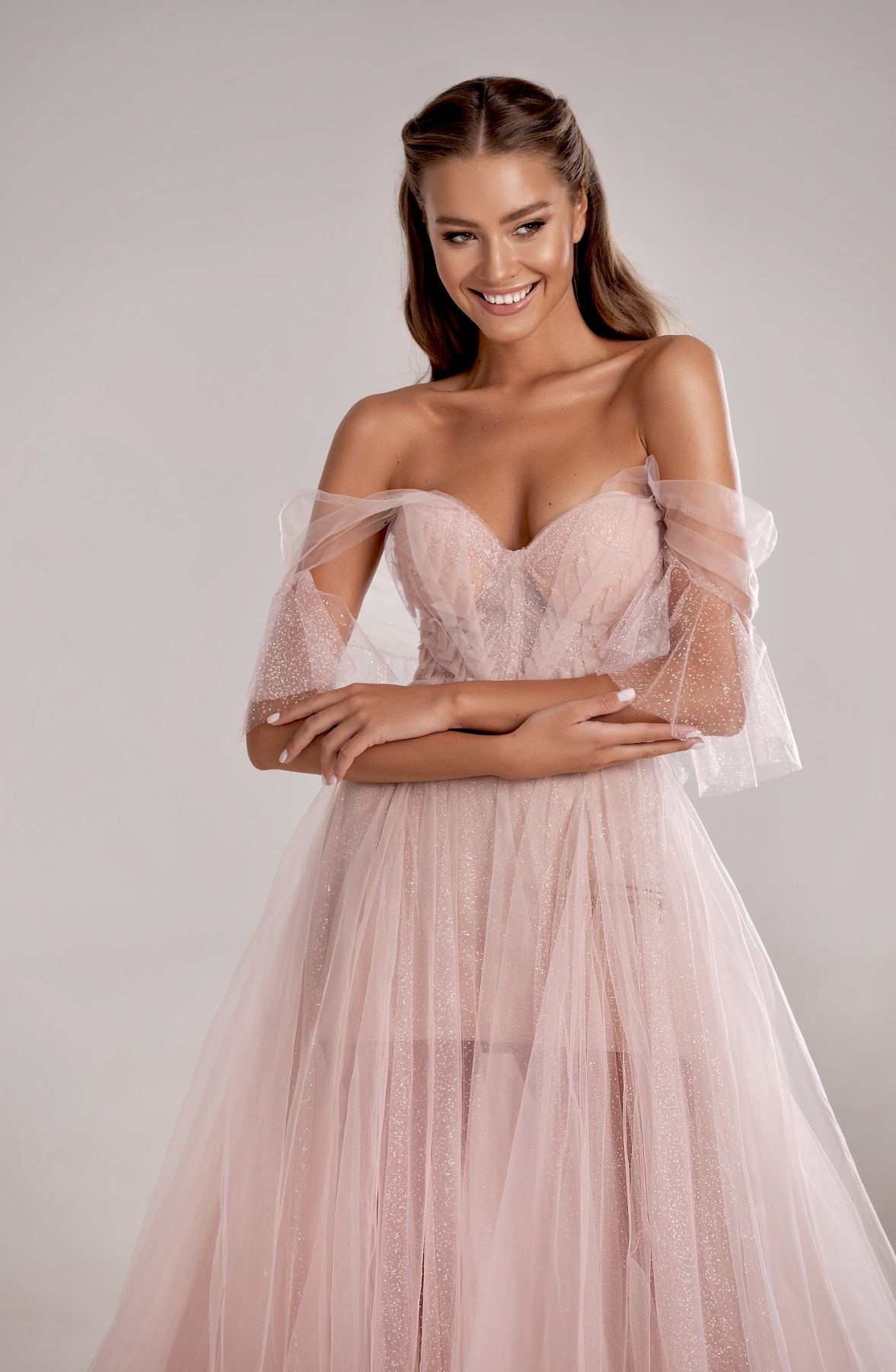 Petite evening dress | Milla Nova
