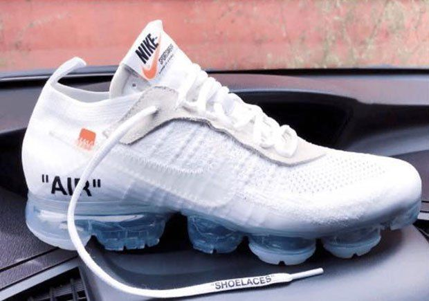7809ab7ebb3251 The collection of OFF WHITE x Nike collaborations is set to grow in 2018  with the addition of new colorways of the Nike VaporMax