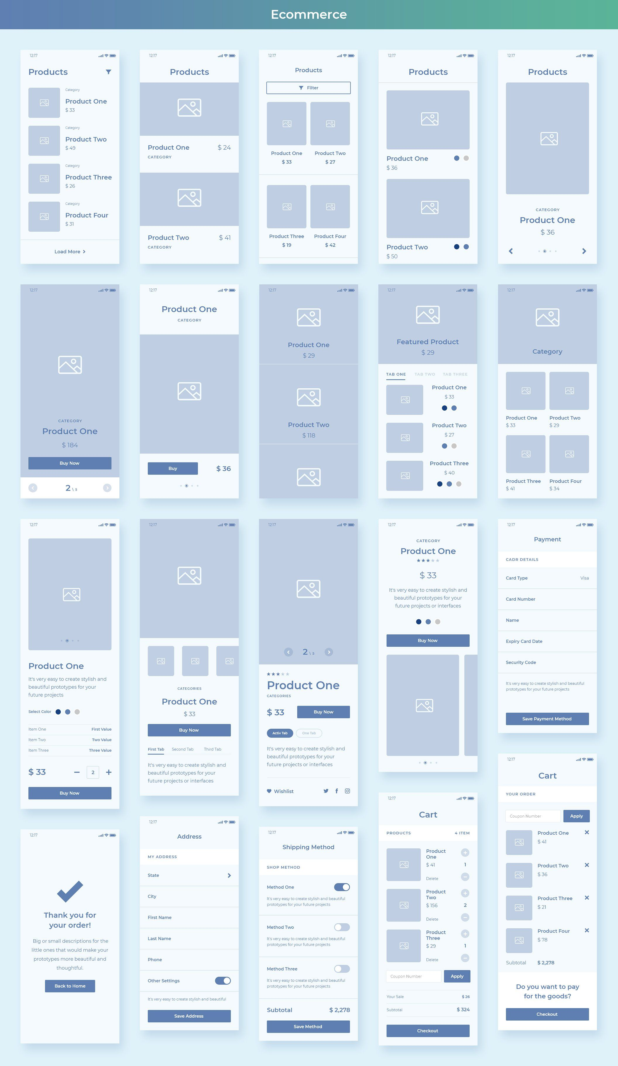 Collector iOS Wireframe UI Kit #Ad , #affiliate, #revitalize#prototyping#perfectly#future #interfacedesign
