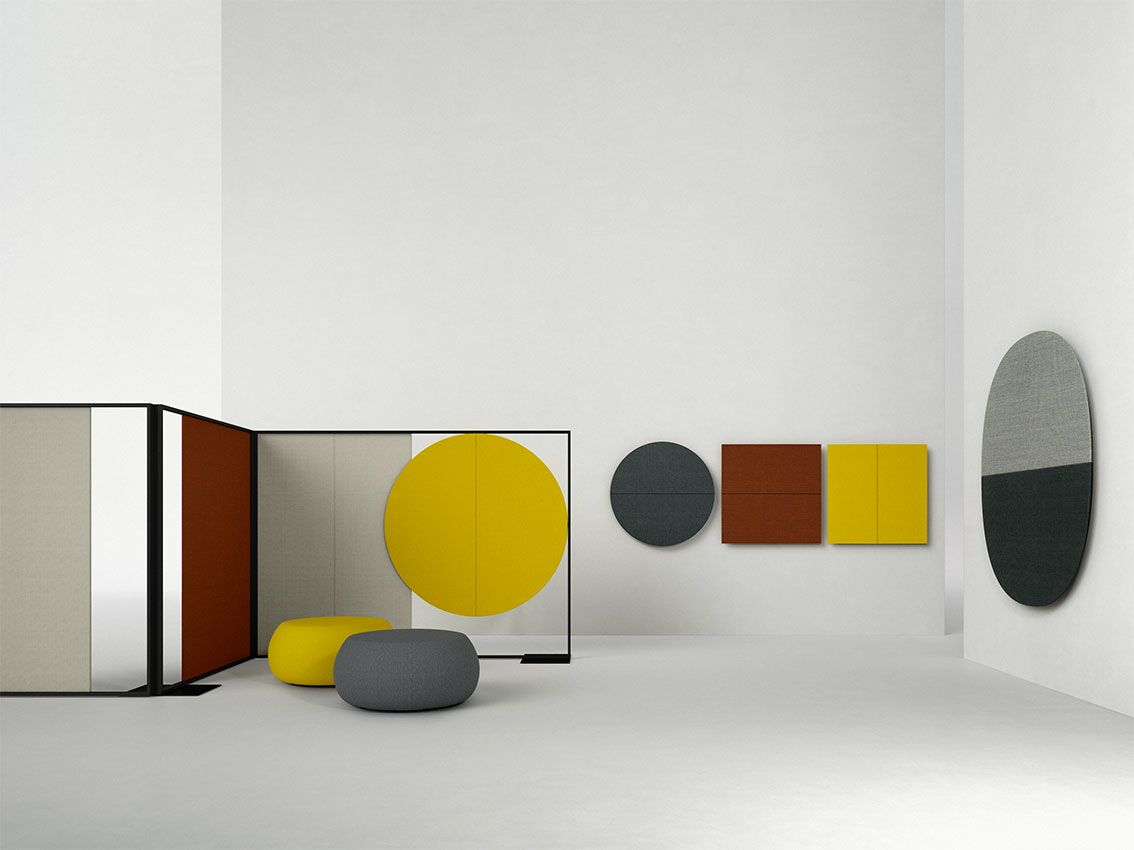 Lievore Altherr — NEW PROJECTS MILANO 2017 Parentesit collection overview