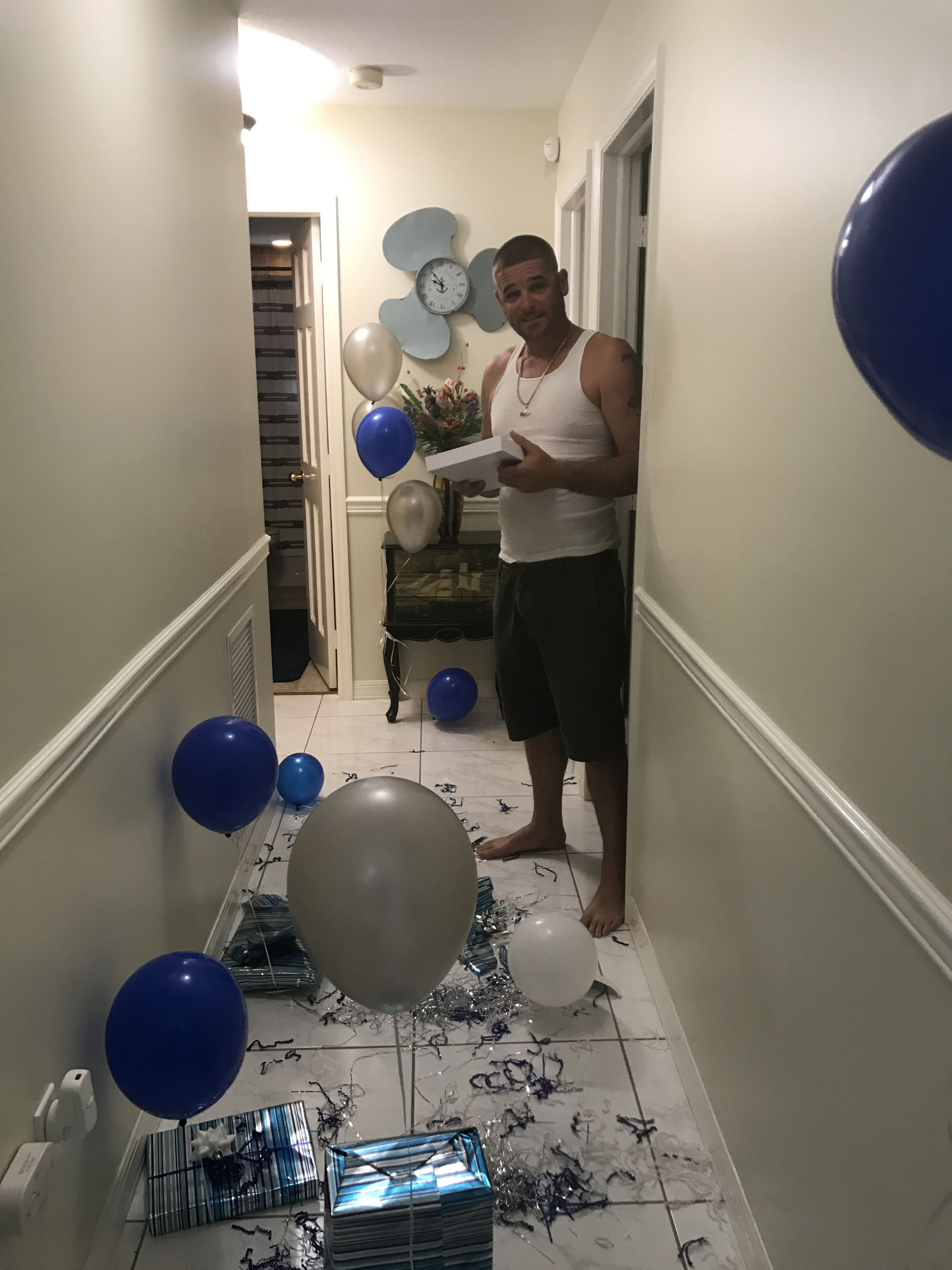 Birthday ideas for him birthday surprise for husband