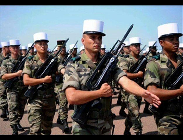 French Foreign Legion / Légion Étrangère