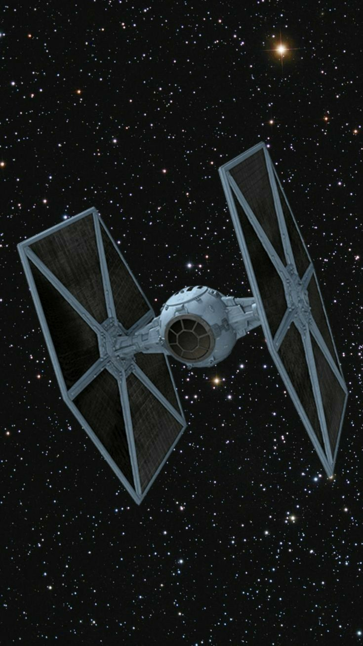 Tie Fighter Star Wars Art Star Wars Poster Star Wars Wallpaper