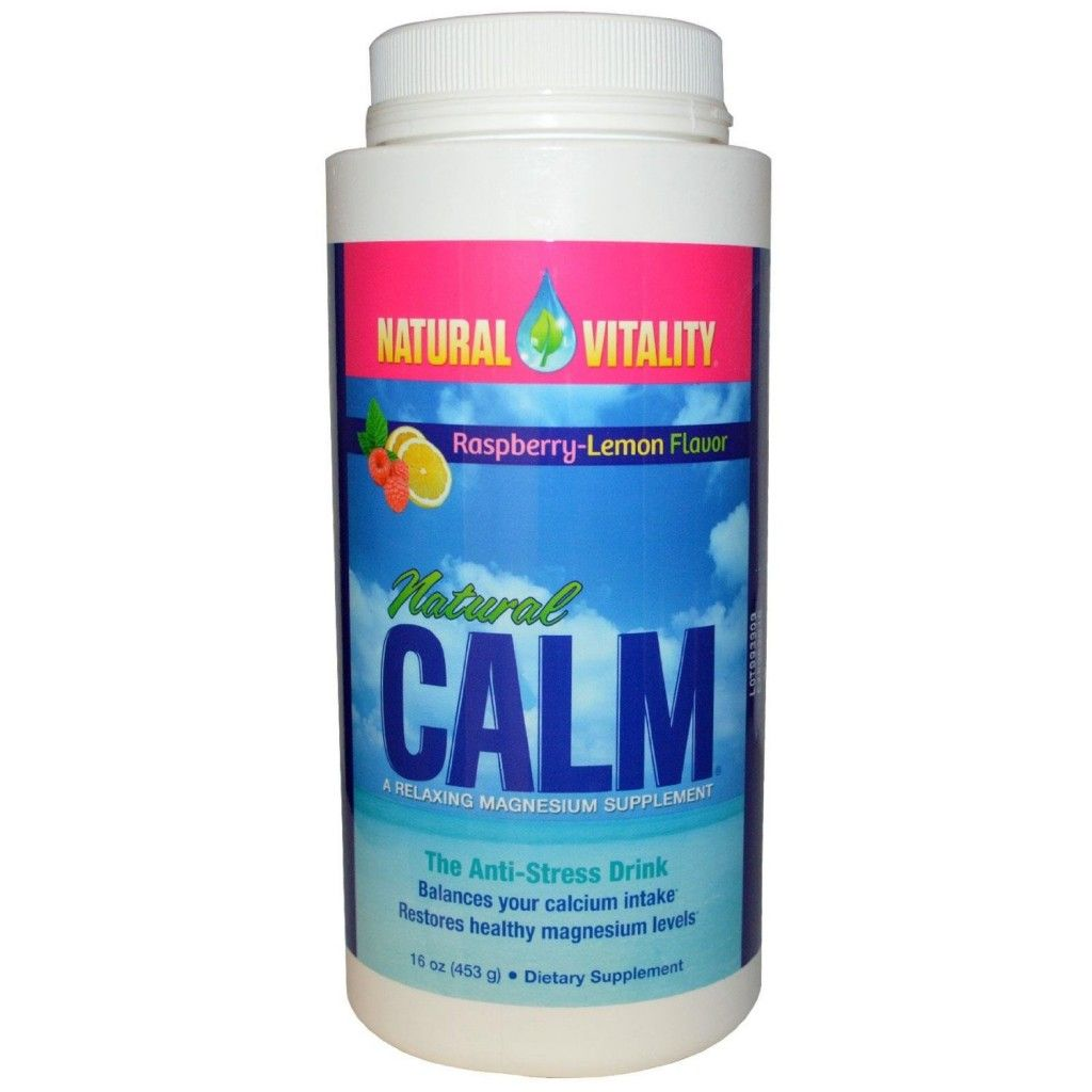 Magnesium: Natural Stress Relief--and it tastes good too!