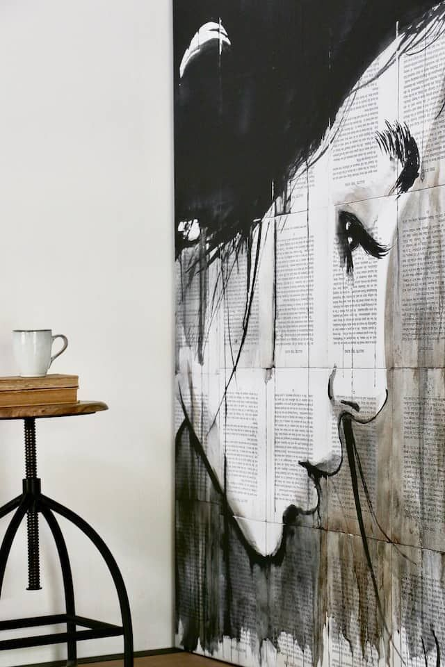 GALERIE gestalten | mit Leinwand Loui Jover Posterlounge