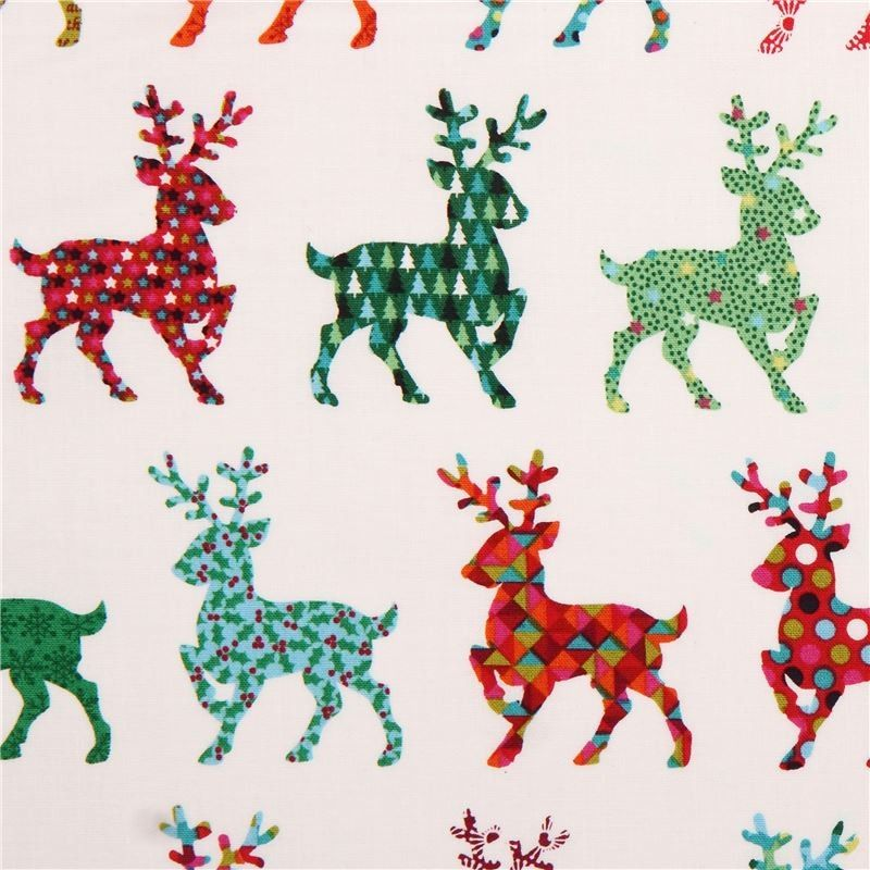 wwwkawaiifabric/en/p6683-white-reindeer-Christmas-fabric
