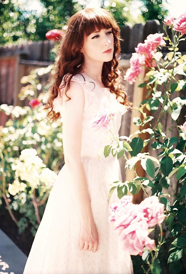Rosa rosae rosa.