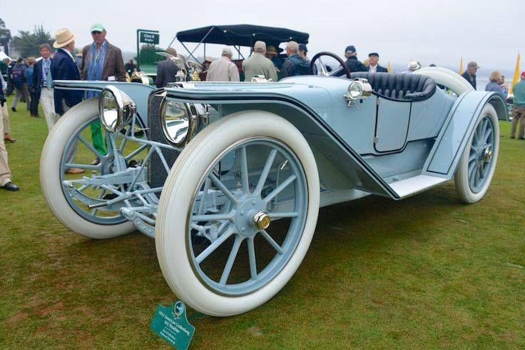 1914 American Underslung 642 Roadster  032515