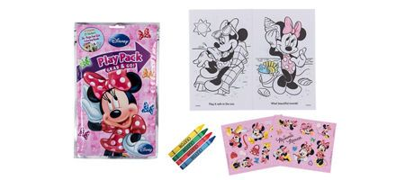 Minnie Mouse Activity Book Party City Stocking Stuffer Coloring Books Party Stores Online Party Store