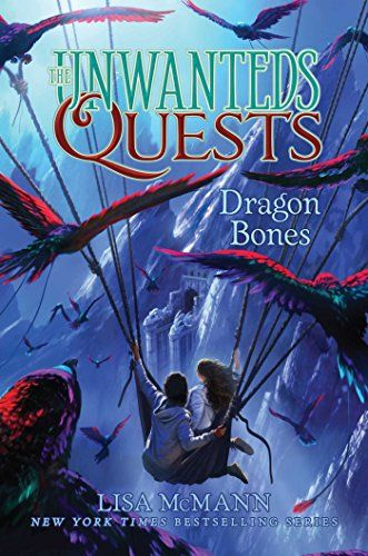 Dragon Bones The Unwanteds Quests By Lisa Mcmann Https Www Amazon Com Dp 1481456849 Ref Cm Sw R Pi Dp U X Xnwebbp9ezp1r Dragon Bones Book Dragon Bone Books