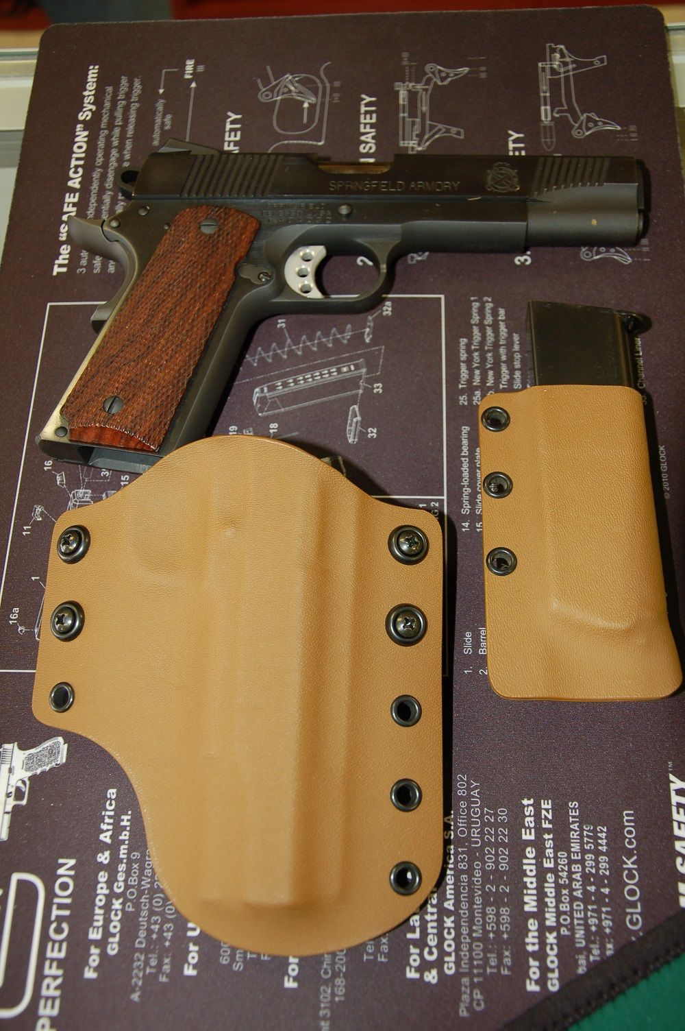 d2ea4d80e0bb3 These Kydex holsters are extremely lightweight