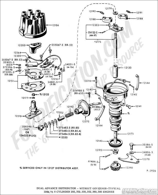 302 Engine Spark Plug Wire Diagram And Ford Mustang Wiring