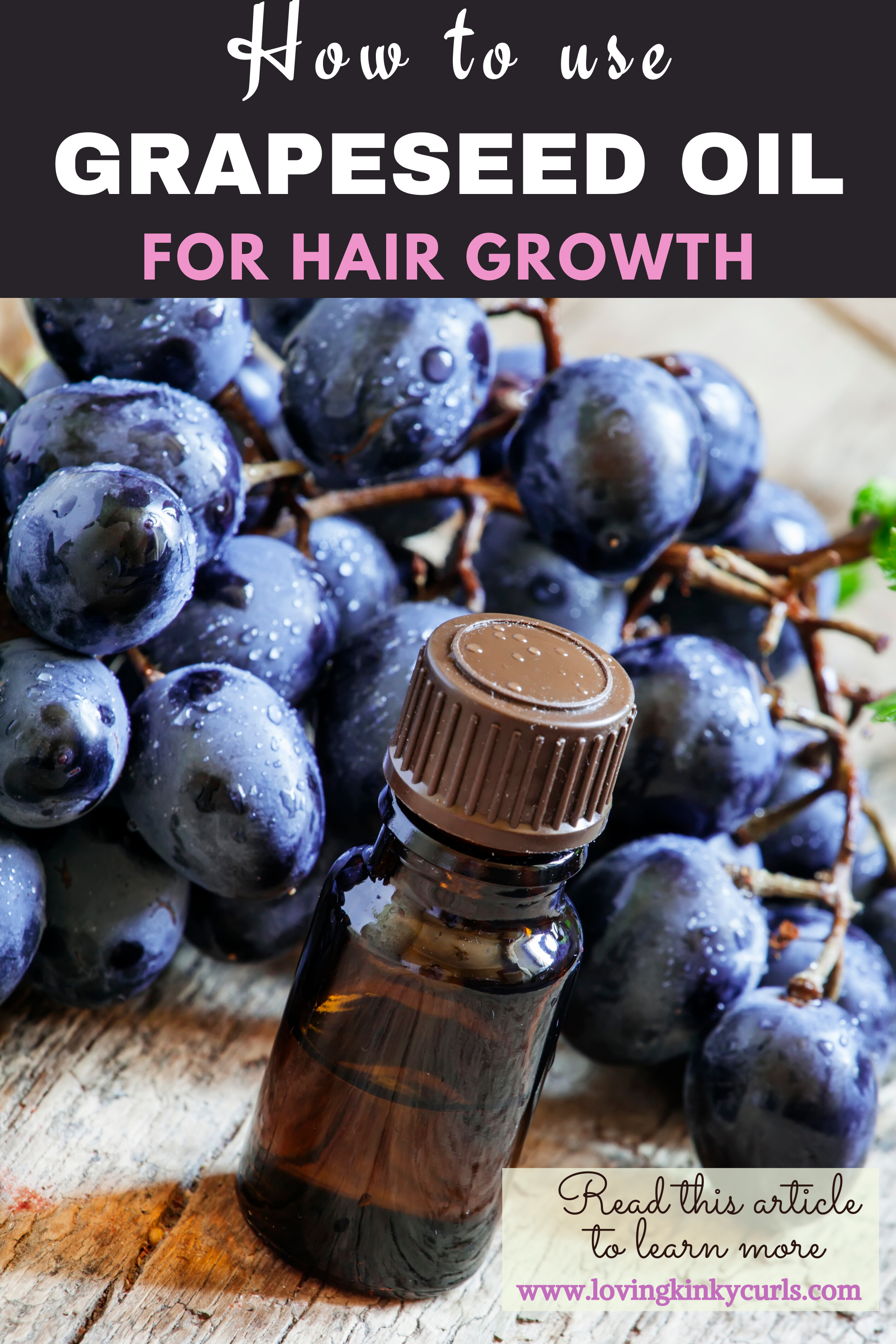 Grapeseed Oil For Hair in 2020 Grapeseed oil benefits
