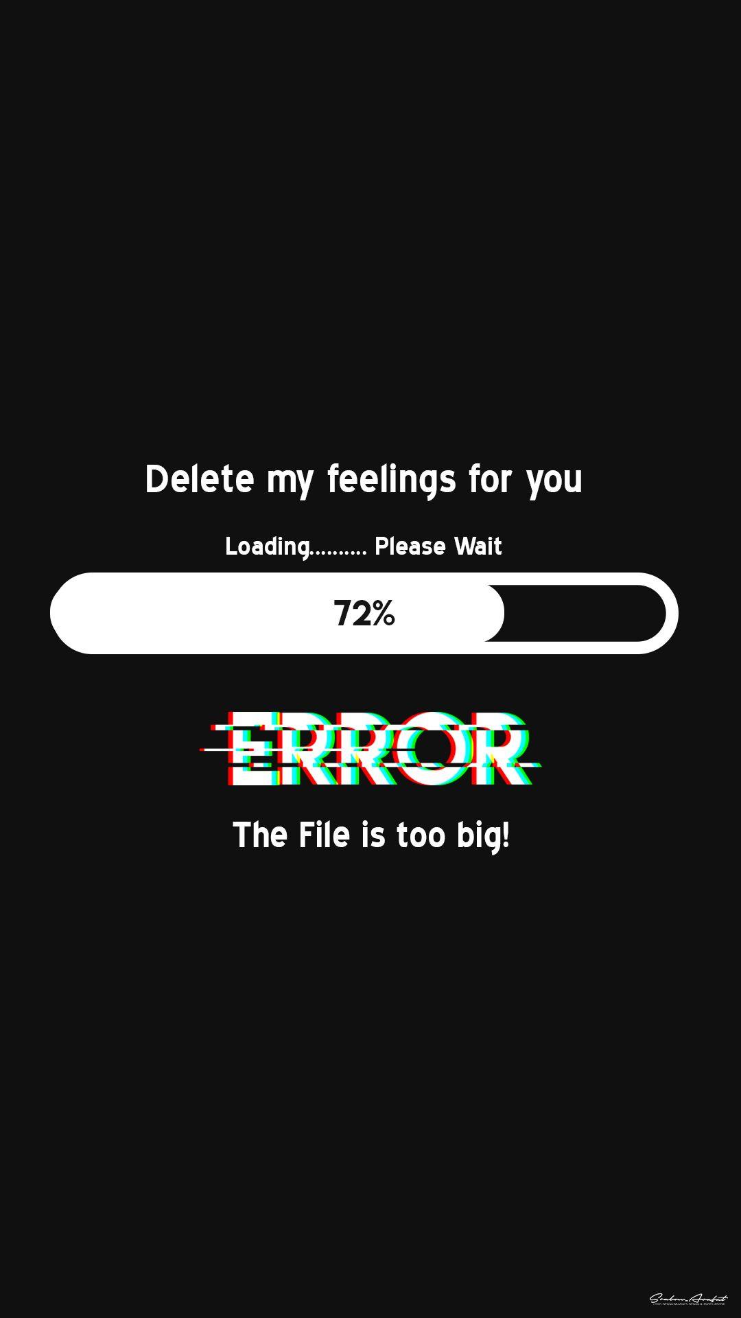 Feelings for you