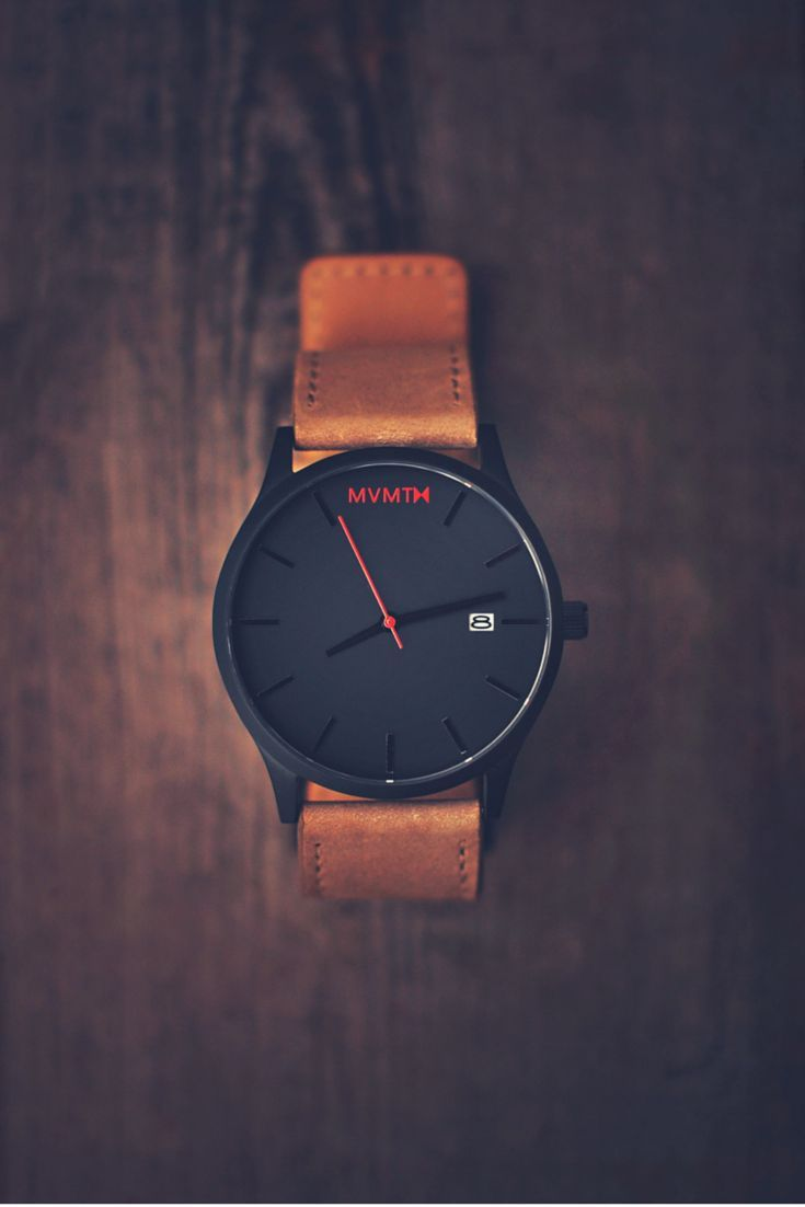 Black Tan Leather Tan Watch Stylish Watches Watches For Men