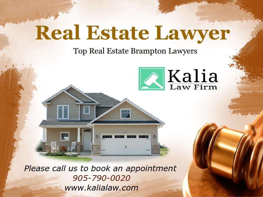 Brampton Real Estate Lawyer Estate Lawyer Brampton Real Estate