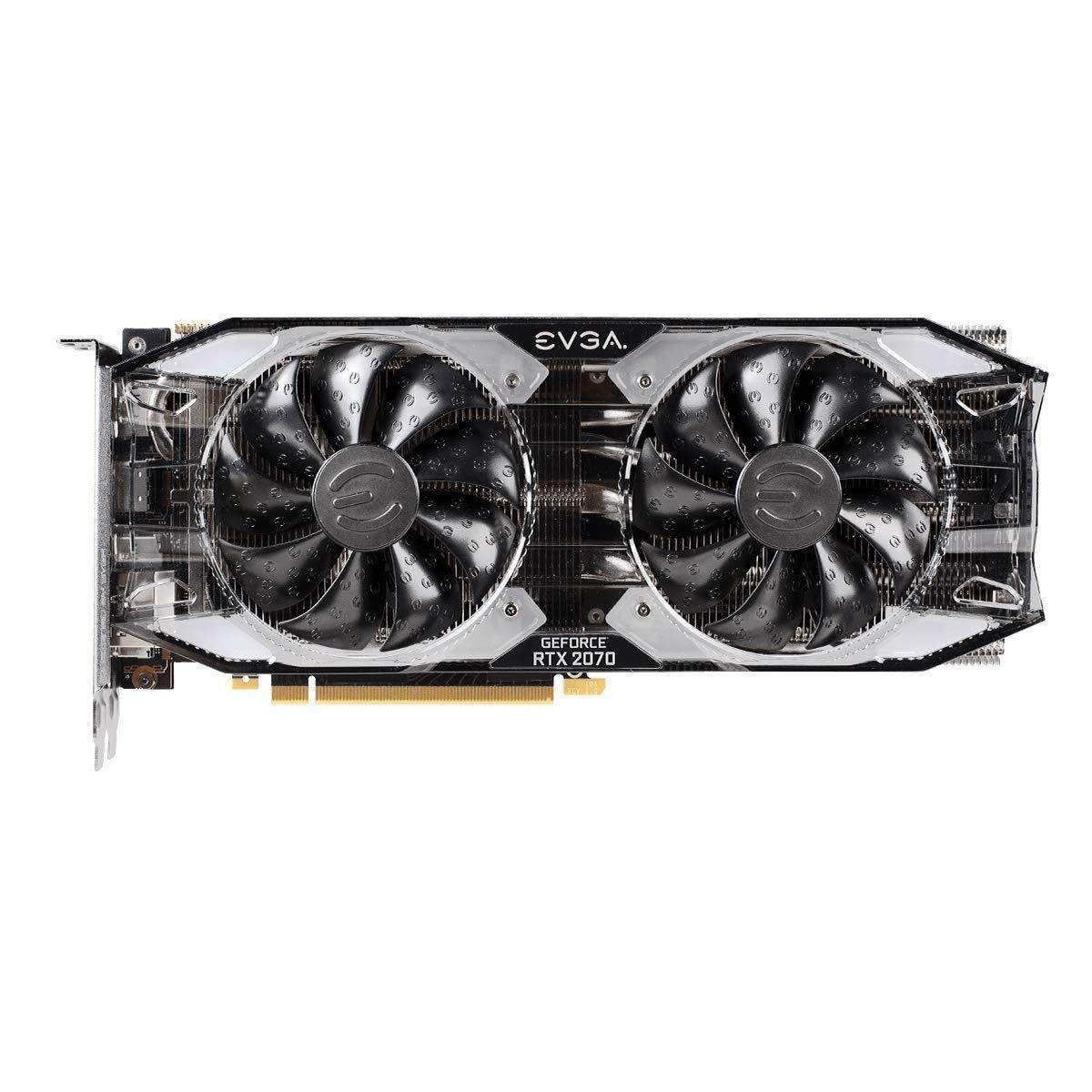 EVGA GeForce RTX 2070 XC Gaming, 8GB GDDR6, Dual HDB Fans