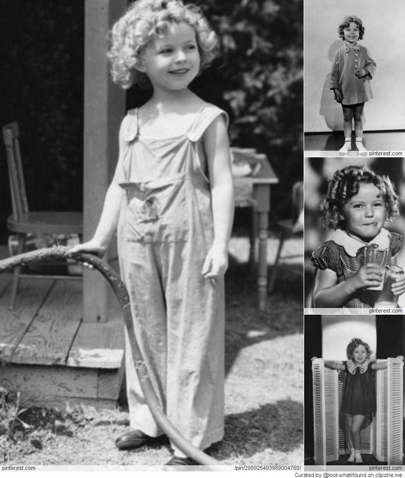 Shirley Temple Photos