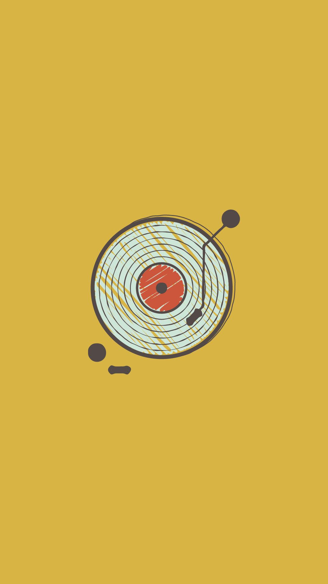 Record Player Icon Objek gambar, Seni grafis, Pengeditan