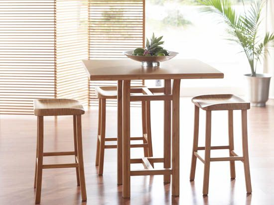Scandinavian designs bars barstools tulip counter stool bamboo kitchen table 390 barstools - Bamboo bar design ideas ...
