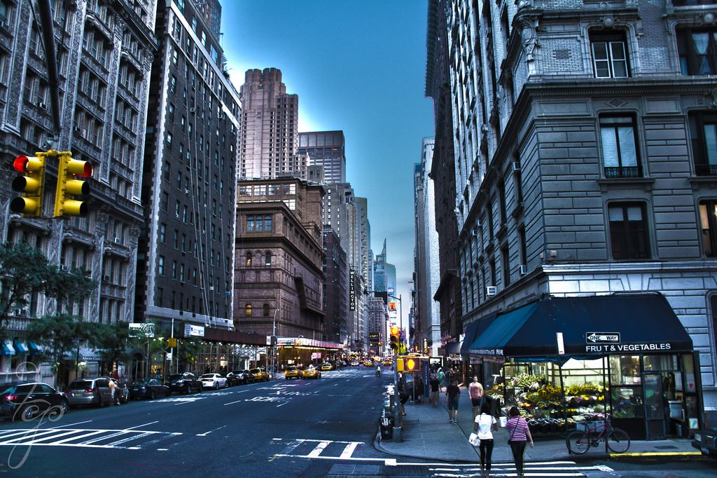 All sizes | 59th Street HDR | Flickr - Photo Sharing!
