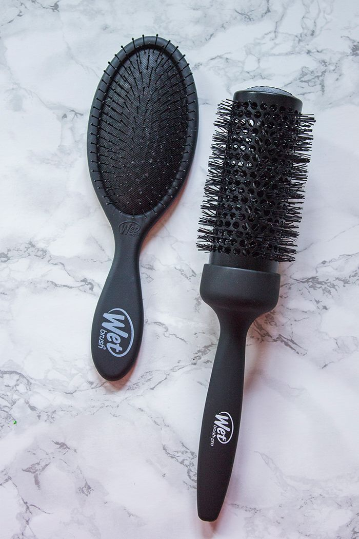 The Wet Brush and The Blowout Brush Beauty Aesthetic UK