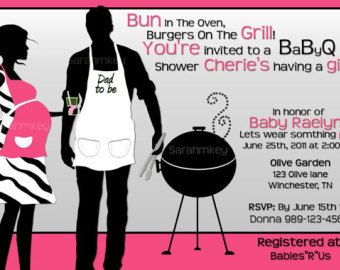 cookout baby shower ideas google search