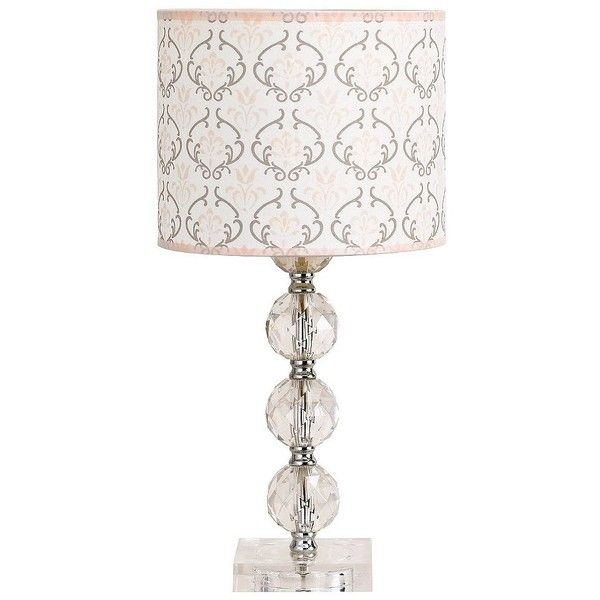 table lamps, lamps & lighting, home décor, home : Target ($33) via Polyvore