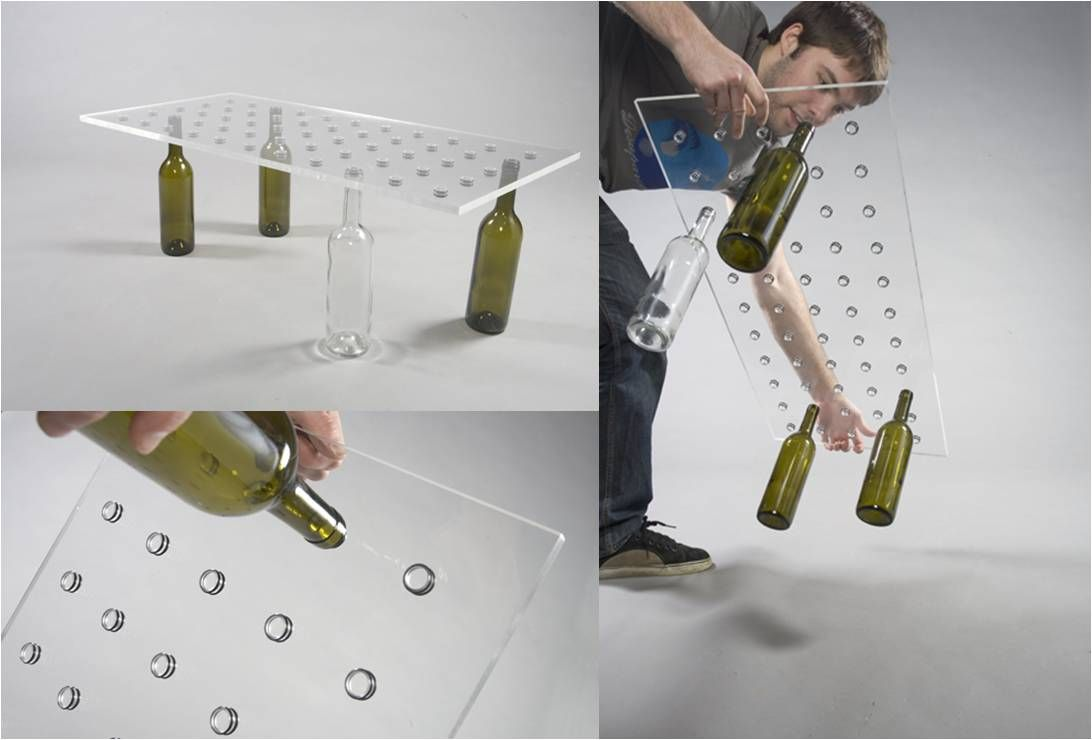 11 formas que ni te imaginabas de re utilizar una botella de vino | The Big Wine Theory