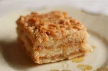 Bulharský jablkový koláč