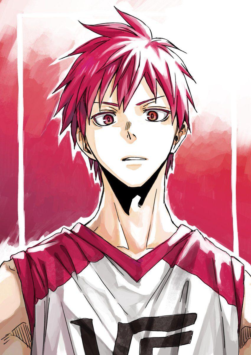 Akashi Seijurō 赤司 征十郎 Rakuzan Kōkō Kuroko No Basket