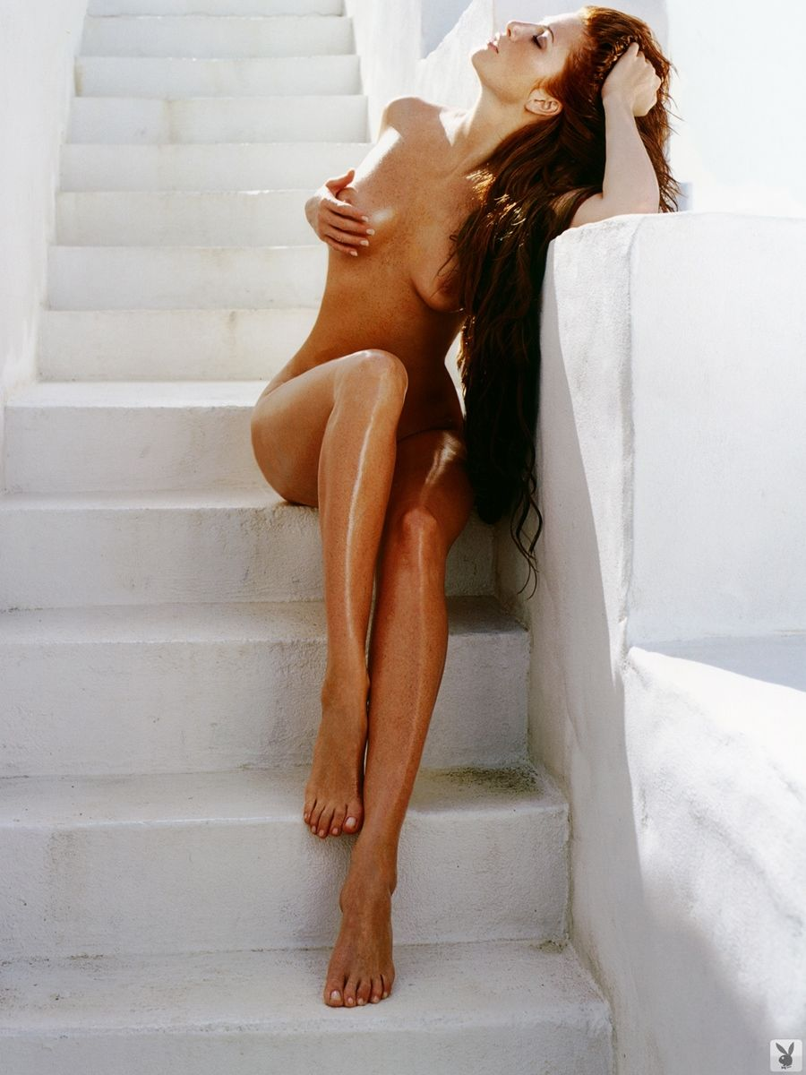 Angie Everhart Playboy hottest angie everhart photos | angie everhart, redhead