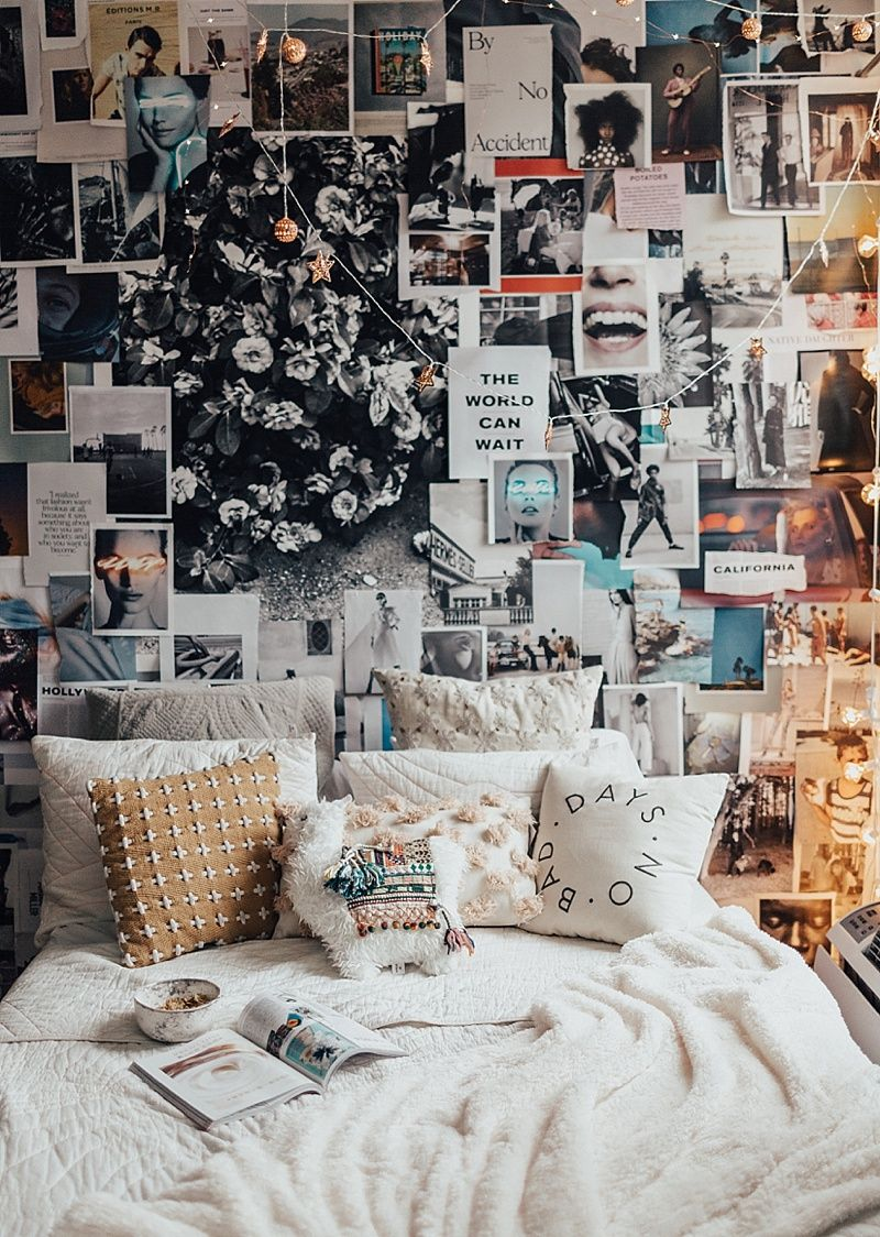 Pillow fun | By Tezza @urbanoutfitters #UoHome #nycpartment http://rstyle.me/n/cpkhs8bnwe7