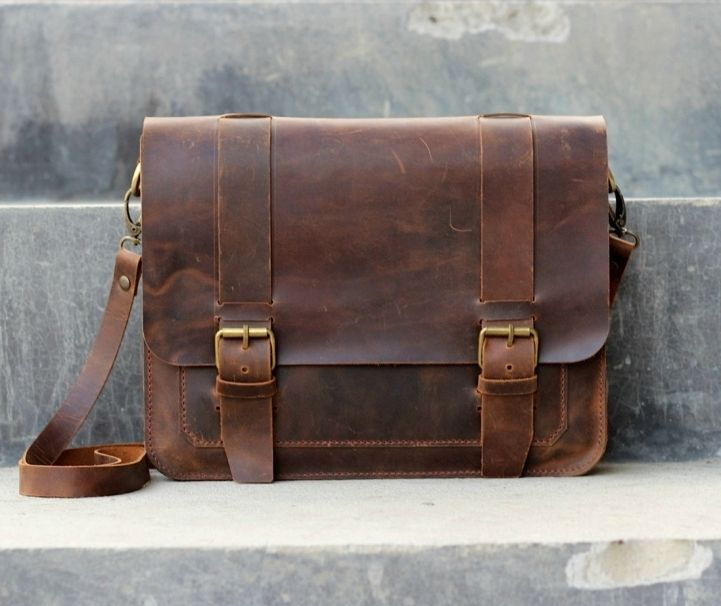 Leather Work Bags For Men | Ideal Bags | Pinterest | Leather work ...