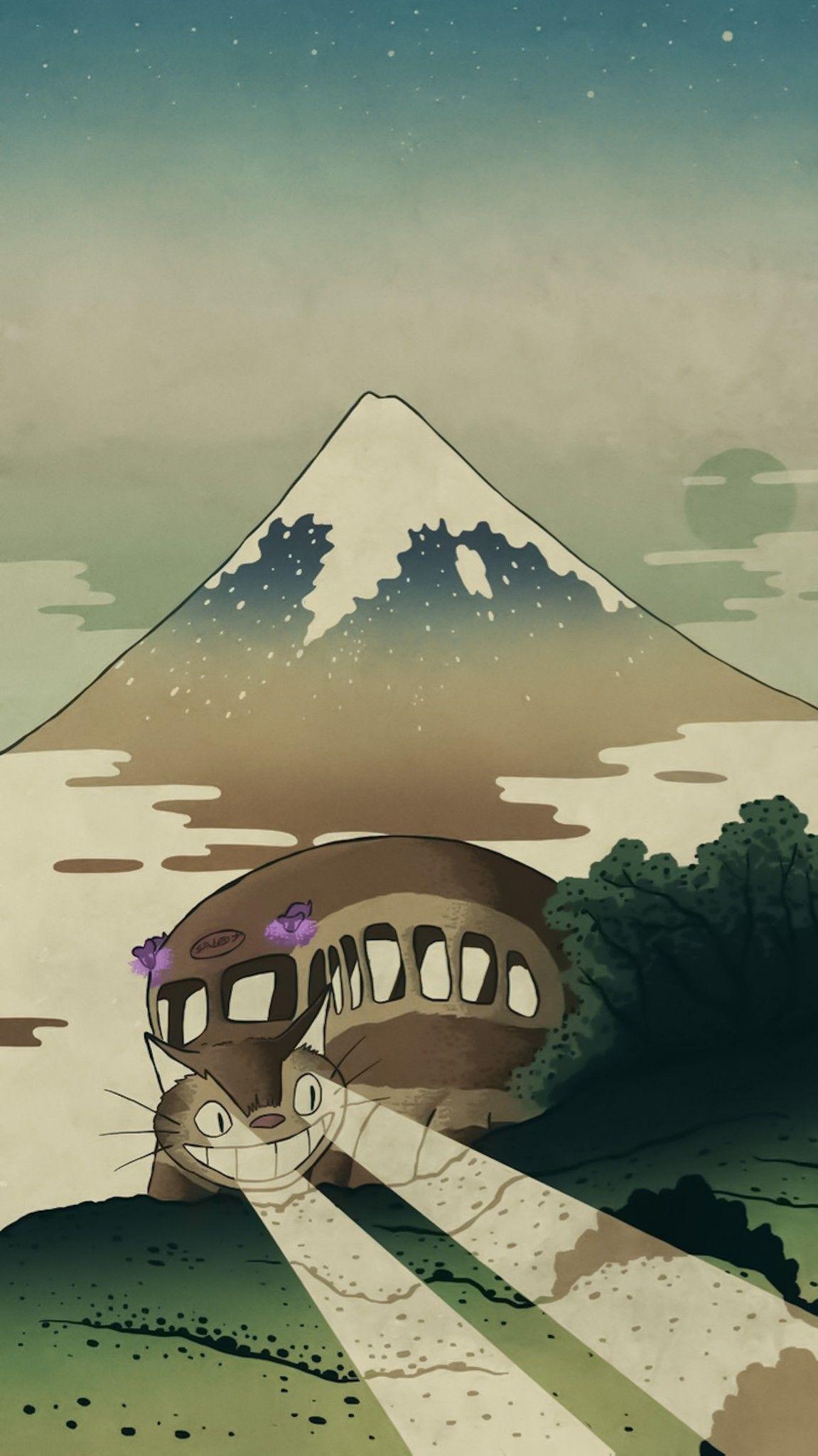 Pin by Lyn on Wallpapers in 2020 Studio ghibli, Ghibli