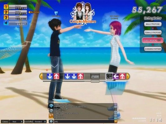Free mmo dating games