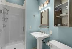 Aqua Sphere Sherwin Williams Color Google Search Guest Bathrooms Home Framed Bathroom Mirror