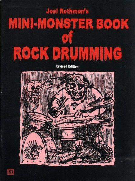 Новый  jrp2  -  Joel  Rothman's  Mini-Monster  Book  Of  Rock  Drumming  (Revised  Edition)  -  книга:  рок-школа  игры  на  ударных  отДжоела  Ротманса,  84  стр.,  язык  -  английский  #ноты,_учебники_и_муз.литература #музыкальные_инструменты #для_ударных_и_перкуссии #мечта #бизнес #путешествие #достижение #спорт #социальная #благотворительность #музыка #хобби #увлечения #развлечения #франшиза #море #романтика #драйв #приключения #proattractionru #proattraction