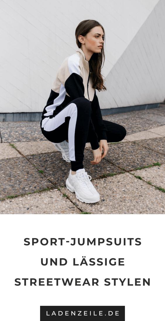 quality design bff48 4e02a Sportliche Jumpsuits und lässige Streetwear in 2019 | ℒ ...