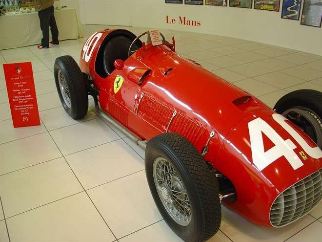 Old Ferrari F1 Car Ferrari Scuderia Ferrari F1