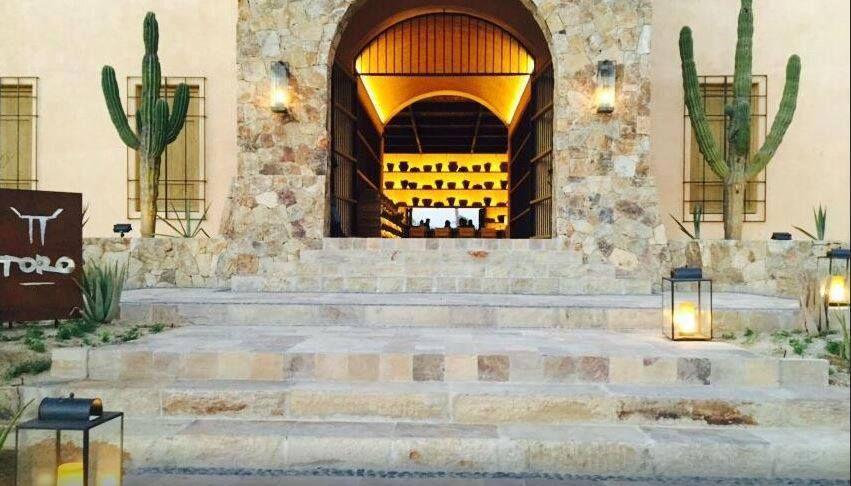 Toro Latin Kitchen Bar In Cabo San Lucas Mexico By Studio Arthur Casas Toros Rancho