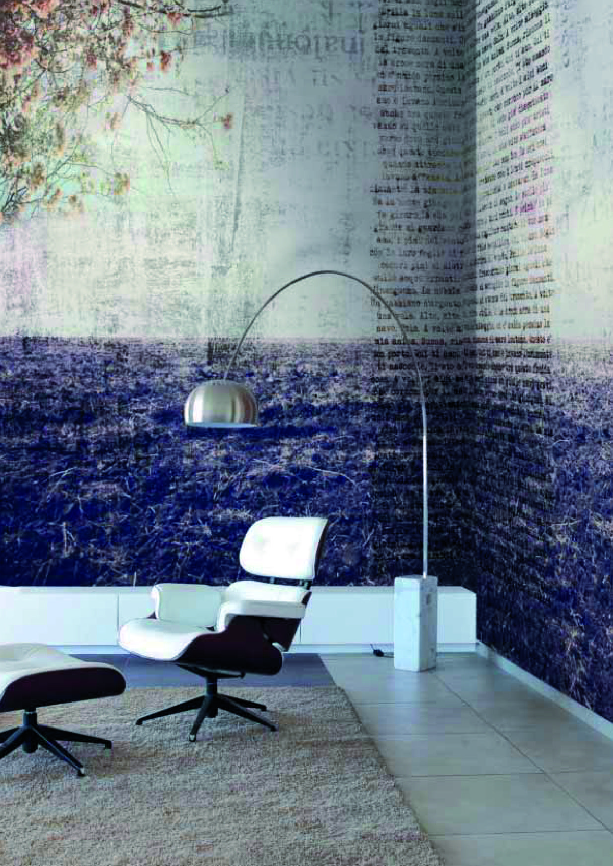 Wallpaper Art - Carta da Parati firmata Adriani e Rossi per Prime ...