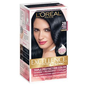 Excellence<sup>®</sup> Creme Richesse Collection Intense Blue Black 2B - Permanent