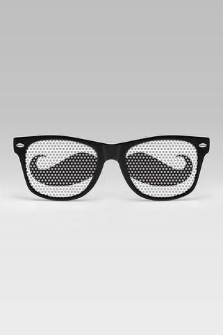 05518793ab9 Mustache Glasses.