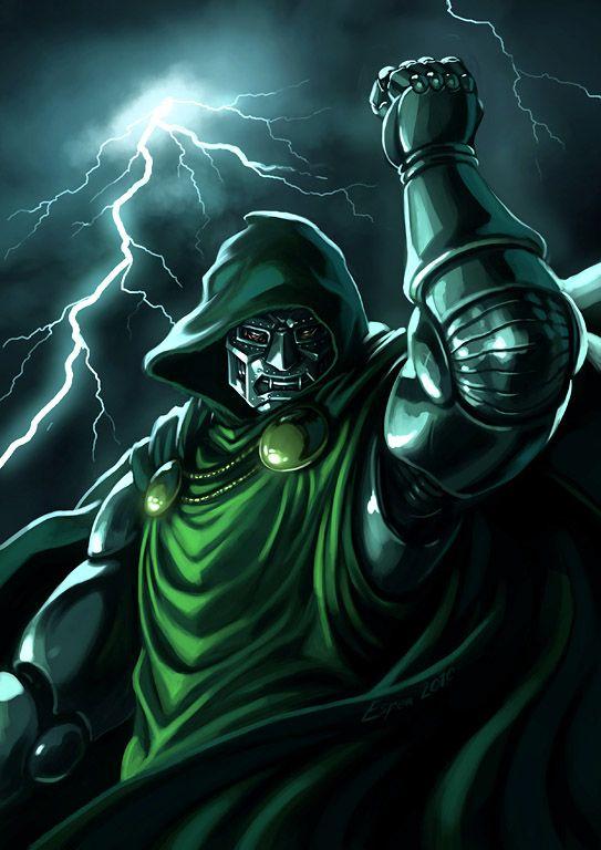 Doctor Doom Doctor Doom Marvel Marvel Villains Marvel Comic Character