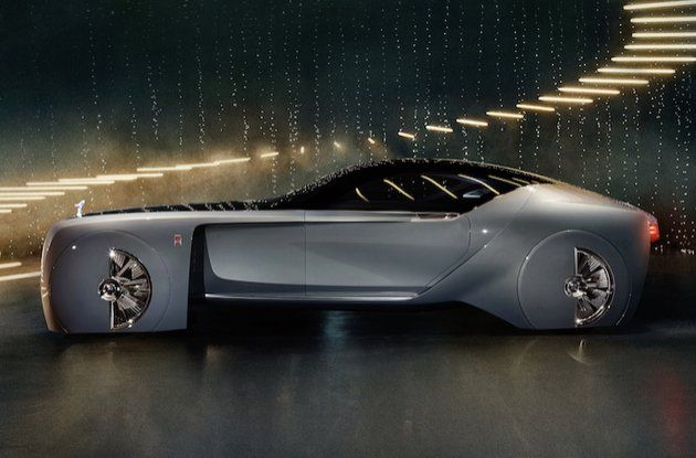 Rolls Royce Electric Concept 02