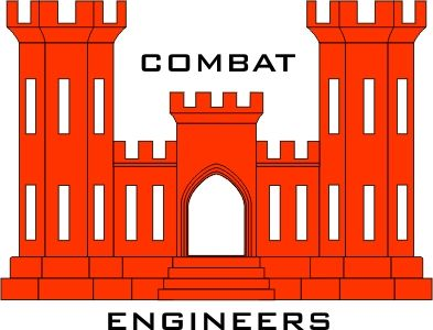 What i would want my job to be as my first choice is a for Combat engineer tattoo