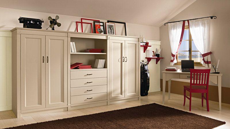 Cameretta con letto a castello callesella romantic collection bedrooms pinterest idee - Cameretta neonato idee ...